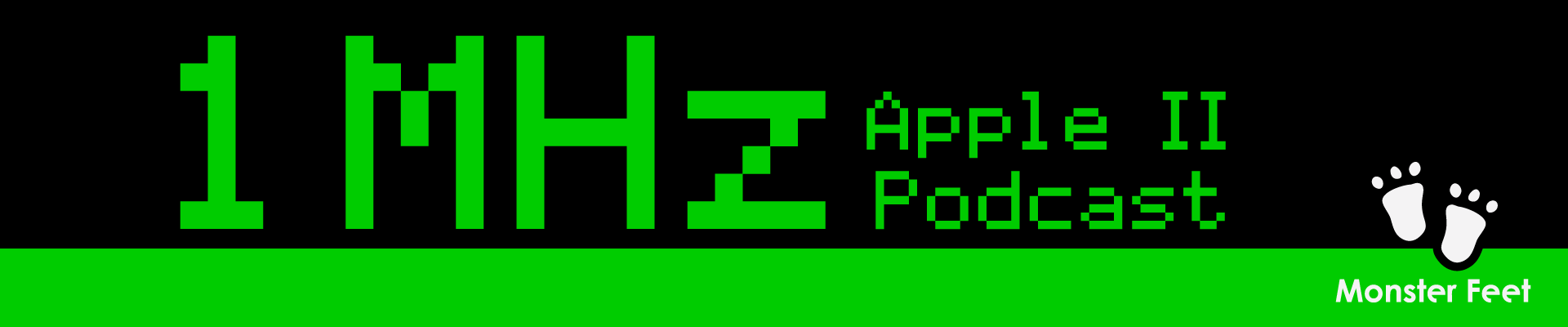 1 MHz: An Apple II podcast: 8-bit Apple II reviews and 2-bit Apple II news