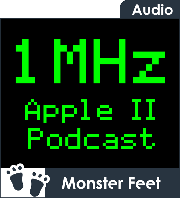 1 MHz: Apple II Podcast